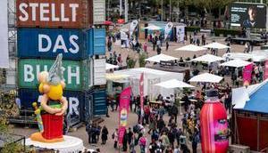 Frankfurter Buchmesse 2019: Volle Hallen aber trotzdem Spaß