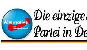AfD, einzige Nazi freie Partei Deutschland
