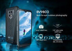 Blackview BV9800 Outdoor-Smartphone erfolgreich Kickstarter