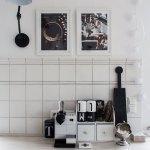 Neue Küchenarbeitsplatte sorgt für neuen Look in der alten Küche