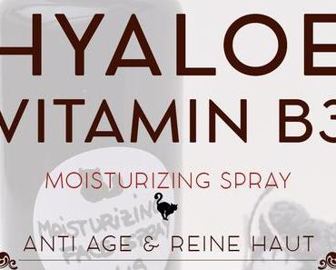 »Hyaloe B3« Moisturizing Face Spray