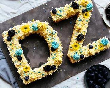 DZ letter cake Backwettbewerb