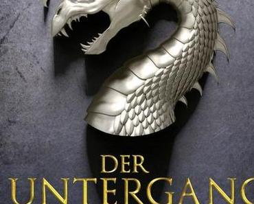 {Rezension} Der Untergang der Könige von Jenn Lyons