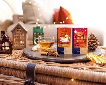 [Review] – weihnachtliche Tees und mehr von SONNENTOR: