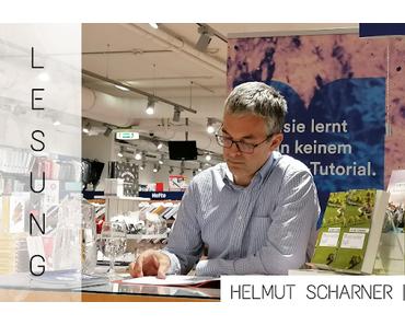 Lesung | Helmut Scharner 9.10.2019