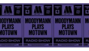 #CarharttWIP Radio November 2019: Moodymann plays #Motown #Detroit Show (full Stream)