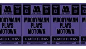 #CarharttWIP Radio November 2019: Moodymann plays #Motown #Detroit Show (full Stream)
