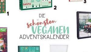 schönsten veganen Adventskalender