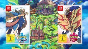 Gewinnspiel: Pokémon Schwert Schild