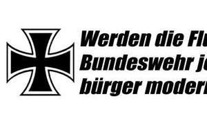 Werden Flugzeuge Bundeswehr jetzt Neubürger modernisiert?