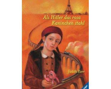 "[Rezension]  Judith Kerr ""Als Hitler das rosa Kaninchens stahl"""
