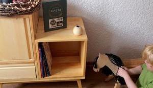 Nicht schick Kinderzimmer Unsere neue Laura Kommode BioKinder
