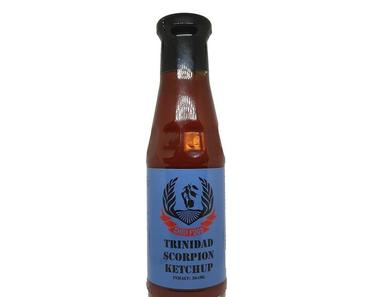 Chili Food - Trinidad Scorpion Ketchup