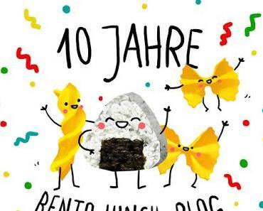 10 Jahre Bento-Lunch-Blog, Koch mit mir!-Aktion: Das sind die Preise!