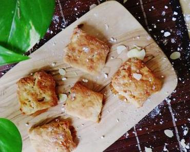 Winterliche Apfel-Spekulatius-Cookies