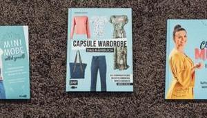Nähbücher Rezension: Kinderkleidung Webware, Capsule Wardrobe clevere Nähprojekte