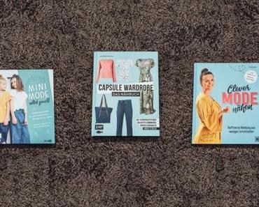 Nähbücher Rezension: Kinderkleidung aus Webware, Capsule Wardrobe und clevere Nähprojekte