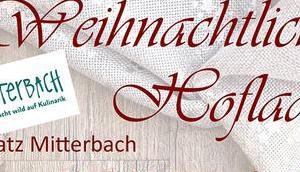 Termintipps: Weihnachtlicher Hofladen Räucherkurs Mitterbach