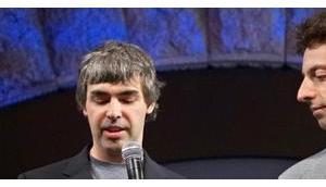 Google-Gründer Sergey Brin Larry Page ziehen sich zurück