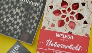 [Review Adventgewinnspiel] Naturkosmetikset Weleda: