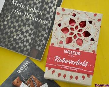 [Review + 2. Adventgewinnspiel] – Naturkosmetikset von Weleda: