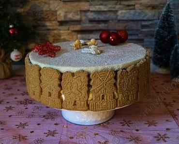Test-Backen für Weihnachten mit einer Aprikosen-Schoko-Biskuit Torte #Rezept #Backen #Food