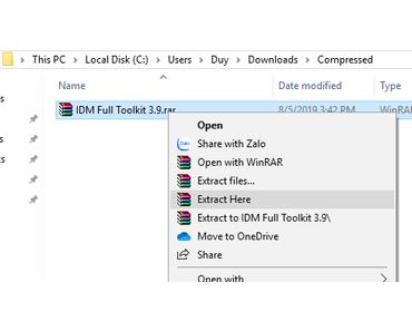 Free Download IDM Toolkit v3.9 ptk911: 1 CLICK activate IDM – Internet Download Manager