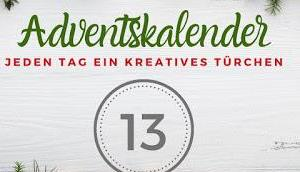 Stampin Team Adventskalender Türchen