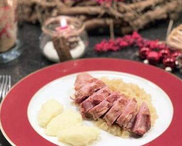 Fasanenbrust im Speckmantel – ein weihnachtlicher Genuss