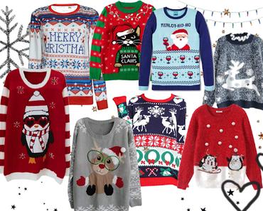 #Fashion - 3 Gründe, um mal wieder einen Weihnachts-Pullover anzuziehen.