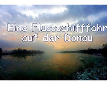 Mit nickoVISION auf der Donau