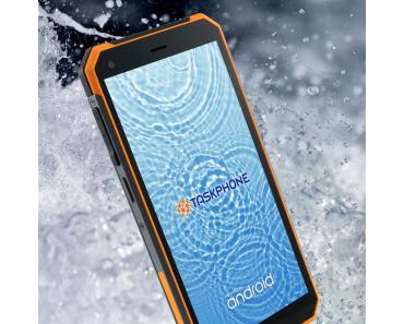 Outdoor-Smartphone Taskphone T20 erschienen