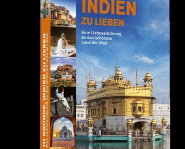 """Buchveröffentlichung: """"111 Gründe, Indien zu lieben"""""""