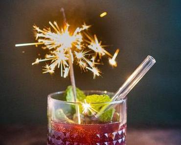 Kirsch-Apfel-Tonic alkoholfrei ins neue Jahr [enthält Werbung]