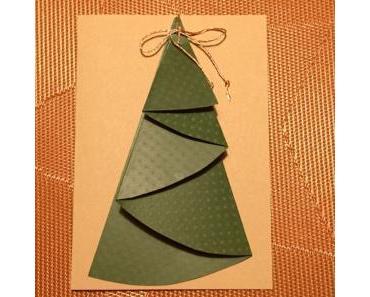 Weihnachtszeit bei Lilamalerie #21 – oder – Weihnachtskarten selbstgemacht