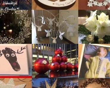 Weihnachtszeit bei Lilamalerie #23 – oder – Einmal werden wir noch wach…