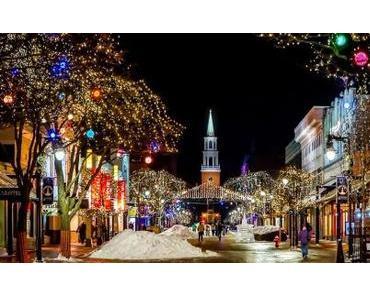 Frohe Weihnachten im mehrfach geteilten Deutschland…