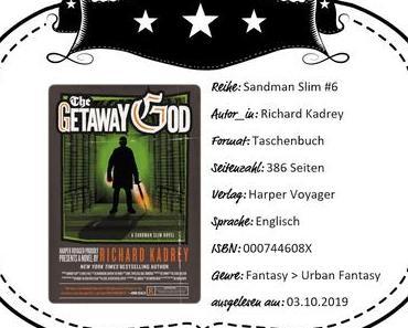 Richard Kadrey – The Getaway God