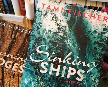  Rezension  Tami Fischer - Fletcher University 2 - Sinking Ships