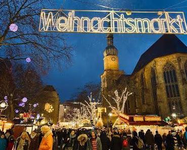 Weihnachten im Ruhrgebiet