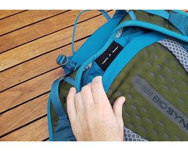 Ich packe meinen Rucksack und nehme mit: den Gregory Maya 16