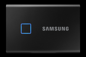 CES 2020: Samsung zeigt Portable SSD T7 Touch