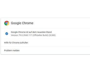 Google schließt drei Sicherheitslücken in Chrome