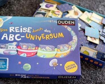 Lernspiel-Tipp: Die Reise durch das ABC Universum
