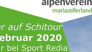 Sicher Schitour Alpenverein Mariazellerland