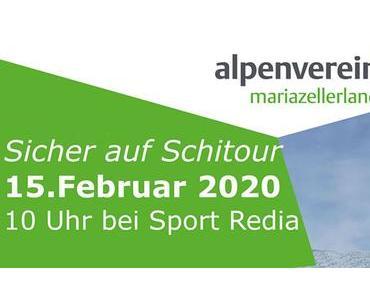 Sicher auf Schitour – Alpenverein Mariazellerland