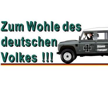 Zum Wohle des deutschen Volkes!