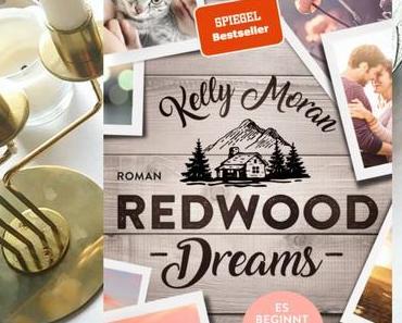 |Rezension| Kelly Moran - Redwood Dreams 4 - Es beginnt mit einem Lächeln