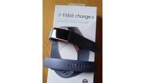 gewonnen: Fitbit Charge