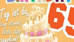 Geburtstagswunsche frauen